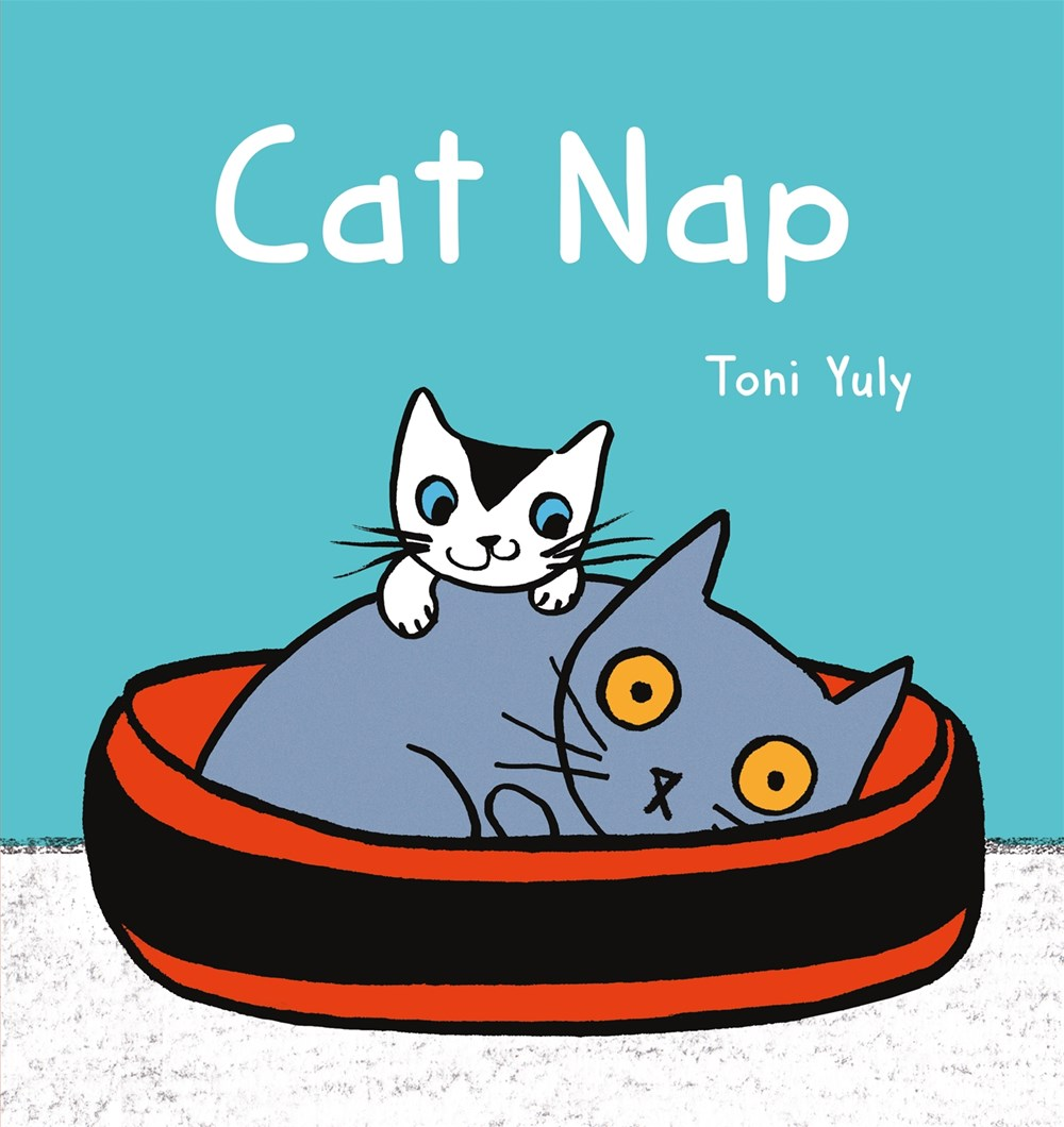 Cat Nap by Toni Yuly